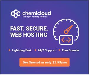 ChemiCloud banner