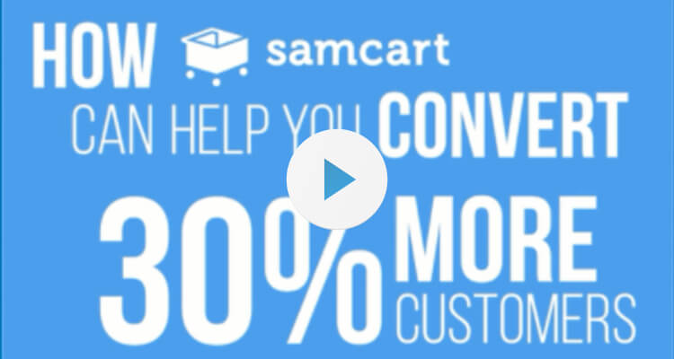 SamCart demo